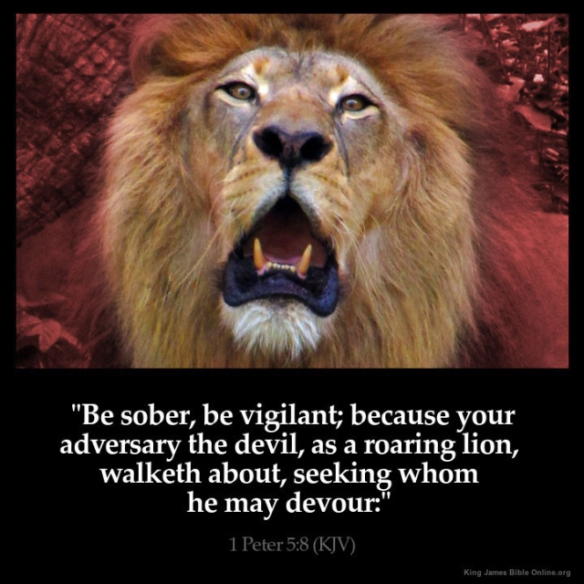 satan-as-a-devouring-lion